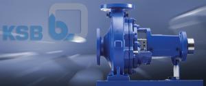 KSB Submersible Pump Motor